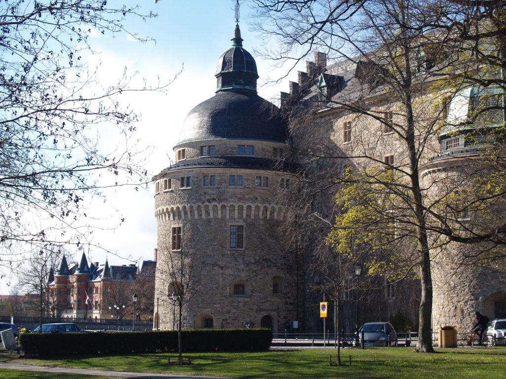 Slottet och borgen